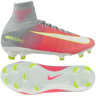 naprawdę wygodne przybywa jakość Outlet • Buty Nike Wmns Mercurial Superfly V FG 844226 610 ...