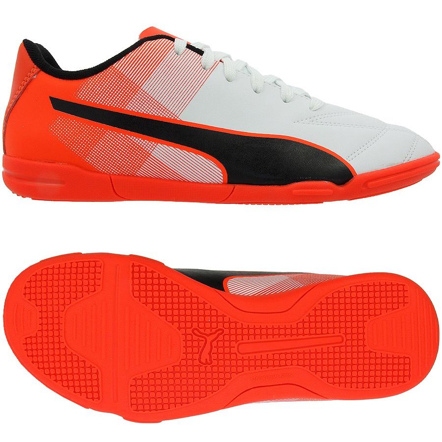 50ef97f2b29 Buty piłkarskie Buty Puma Adreno II IT Jr 103476 07 • futbolsport.pl