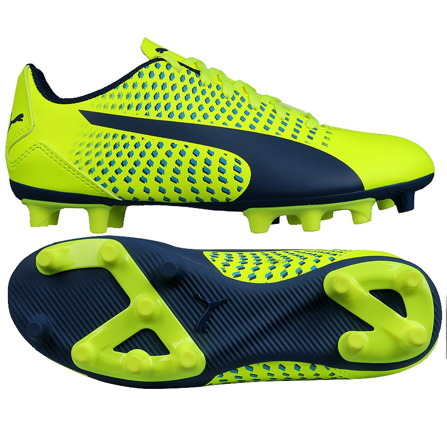 Buty Puma Adreno III FG JR Safety 104049 10