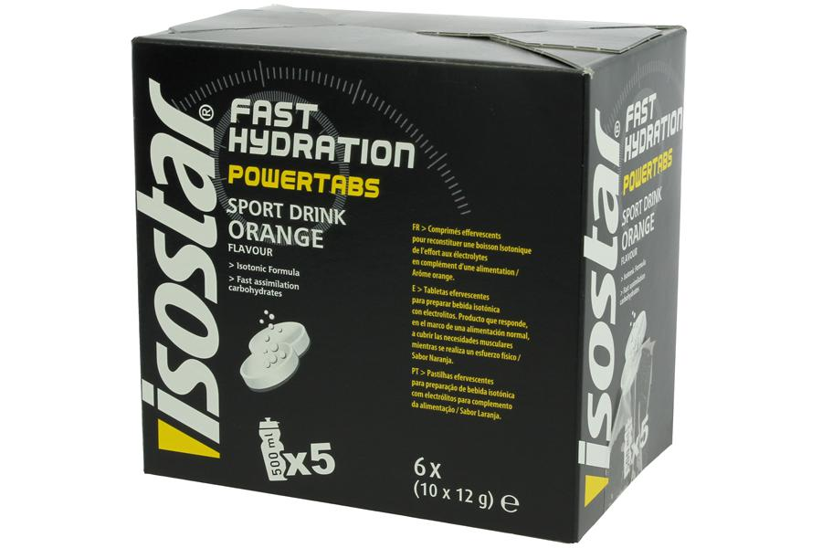 Odżywka Isostar Powertabs Fast Hydration