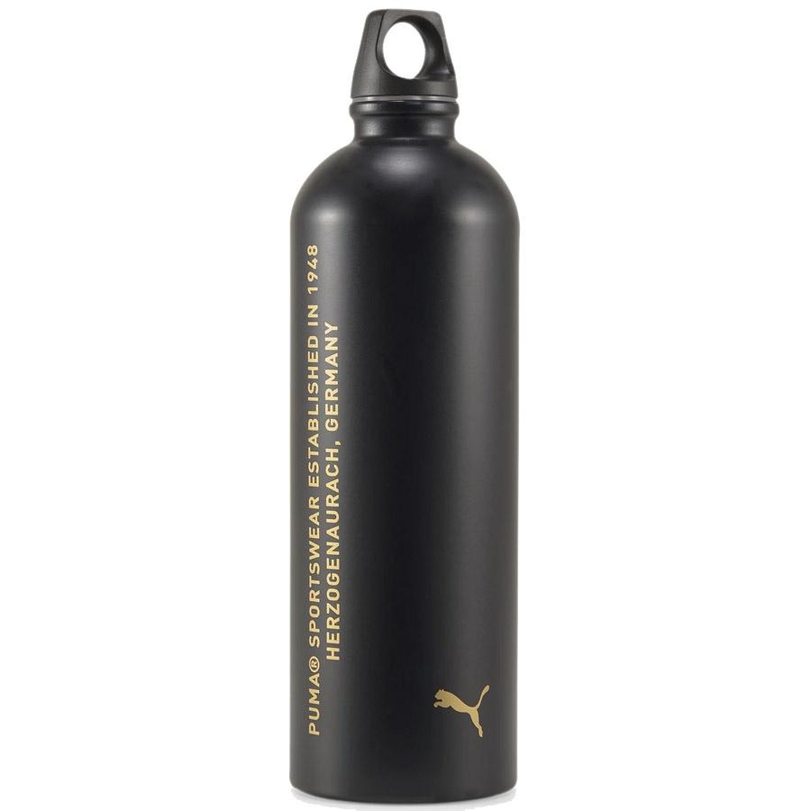Bidon Puma 0,75 czarny stalowy