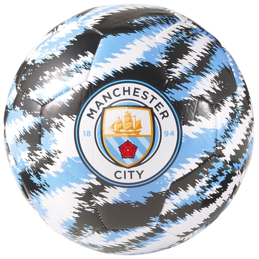 Piłka Puma Manchester City Iconic Big Cat Ball 083494 09