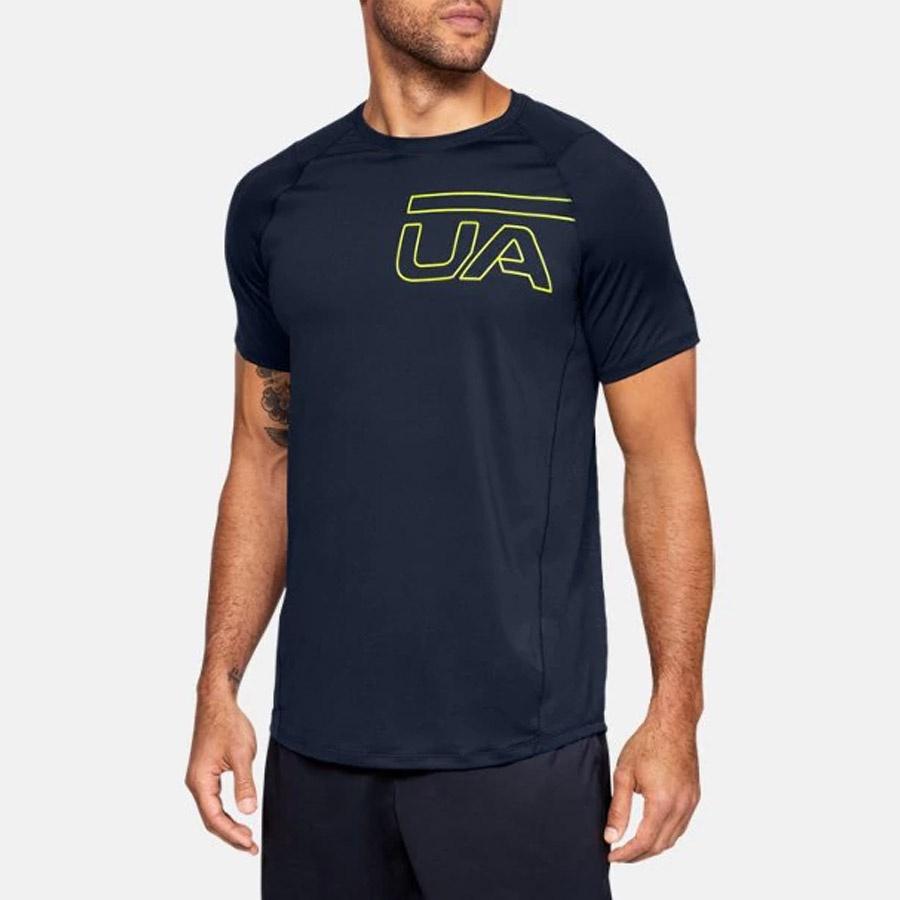 Koszulka UA Raid 2.0 Graphic SS 1306429 408