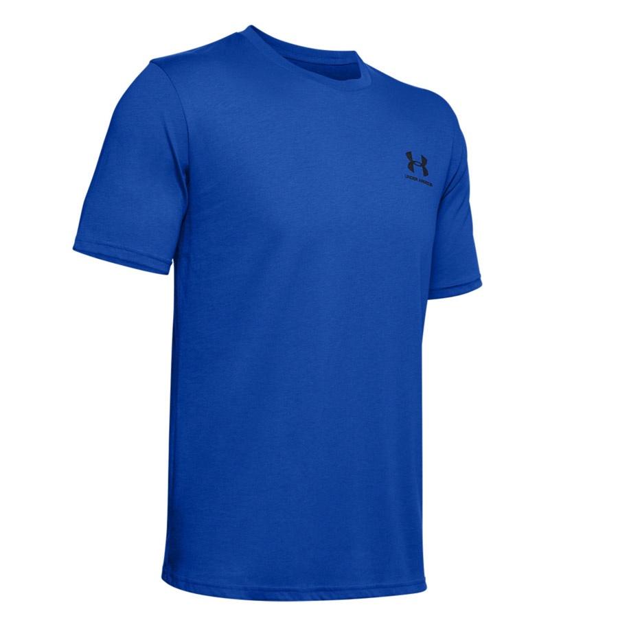 Koszulka UA Sportstyle Left Chest SS 1326799 486