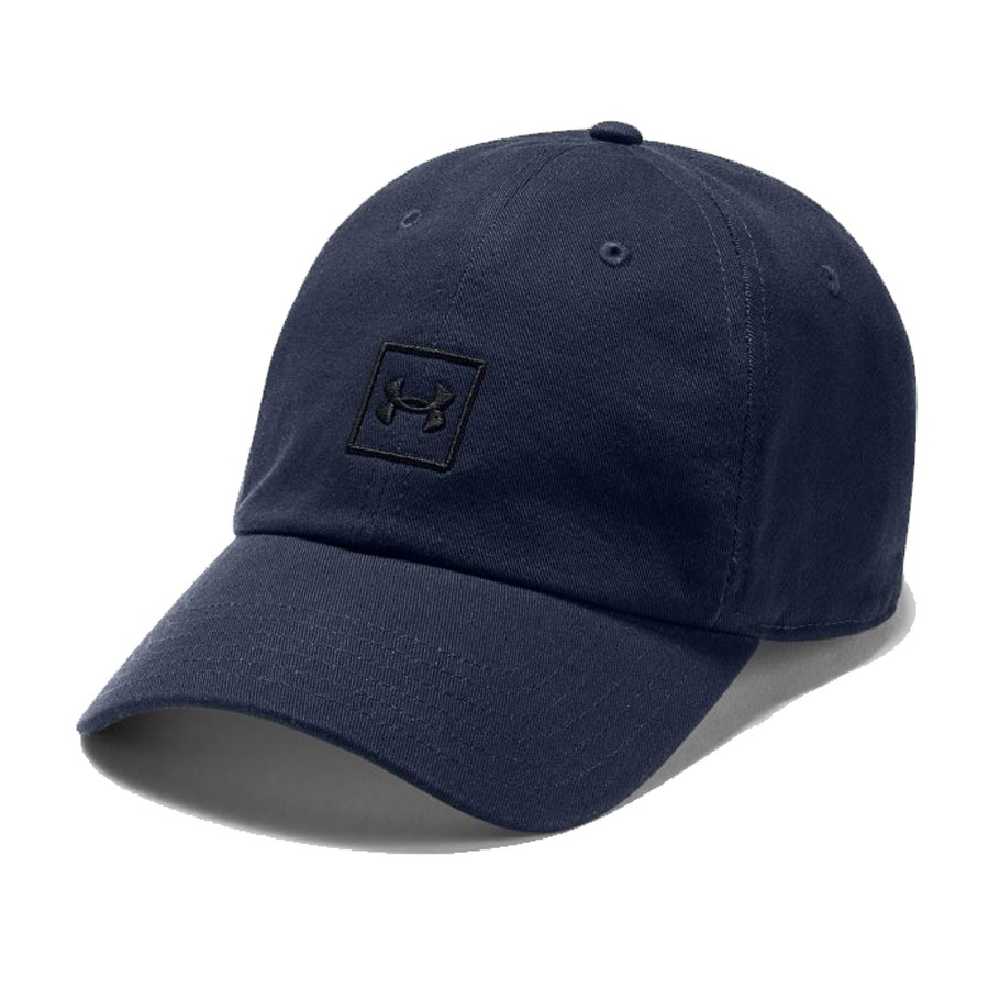 Czapka UA Washed Cotton Cap 1327158 410