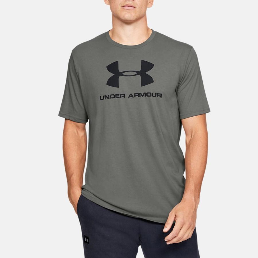 Koszulka UA Sportstyle Logo SS 1329590 388