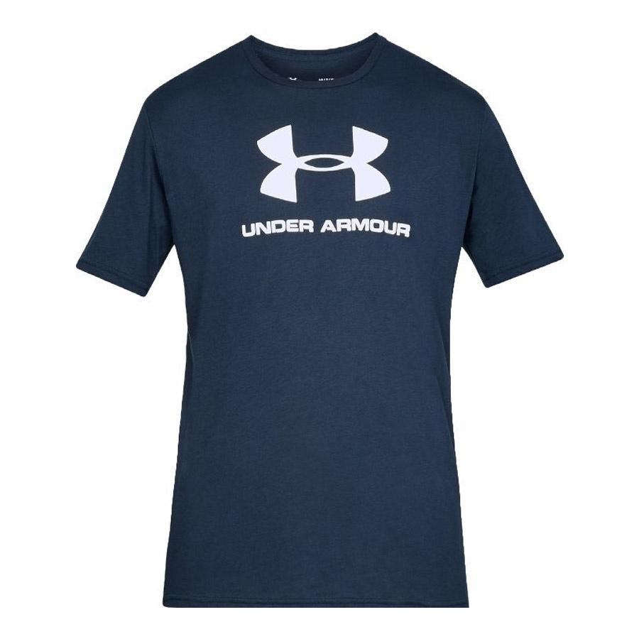 Koszulka UA Sportstyle Logo SS 1329590 408