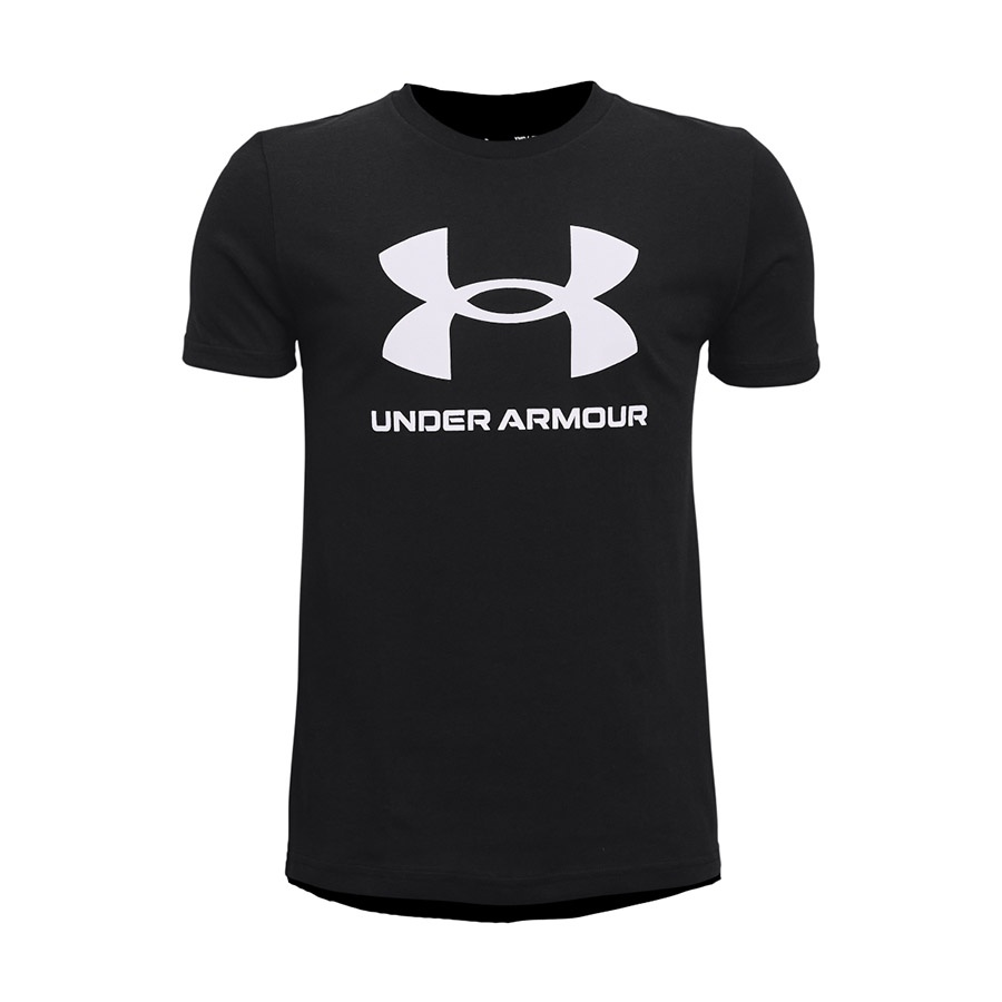 Koszulka UA Y Sportstyle Logo SS 1363282 001