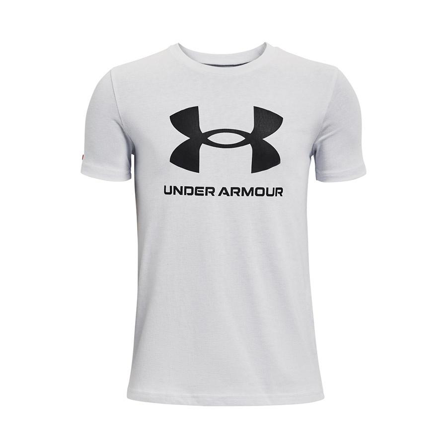 Koszulka UA Y Sportstyle Logo SS 1363282 014
