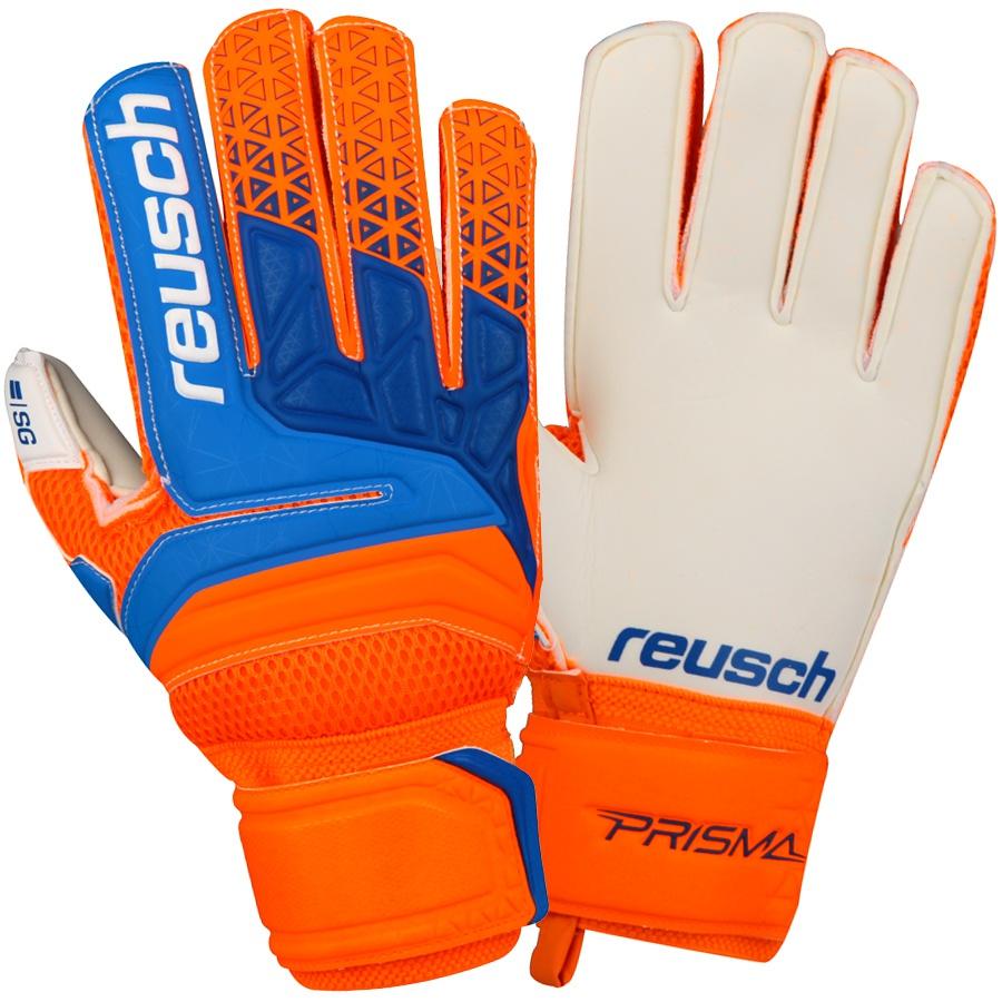Rękawice Reusch Prisma SG Finger Support Junior 38 72 810 290