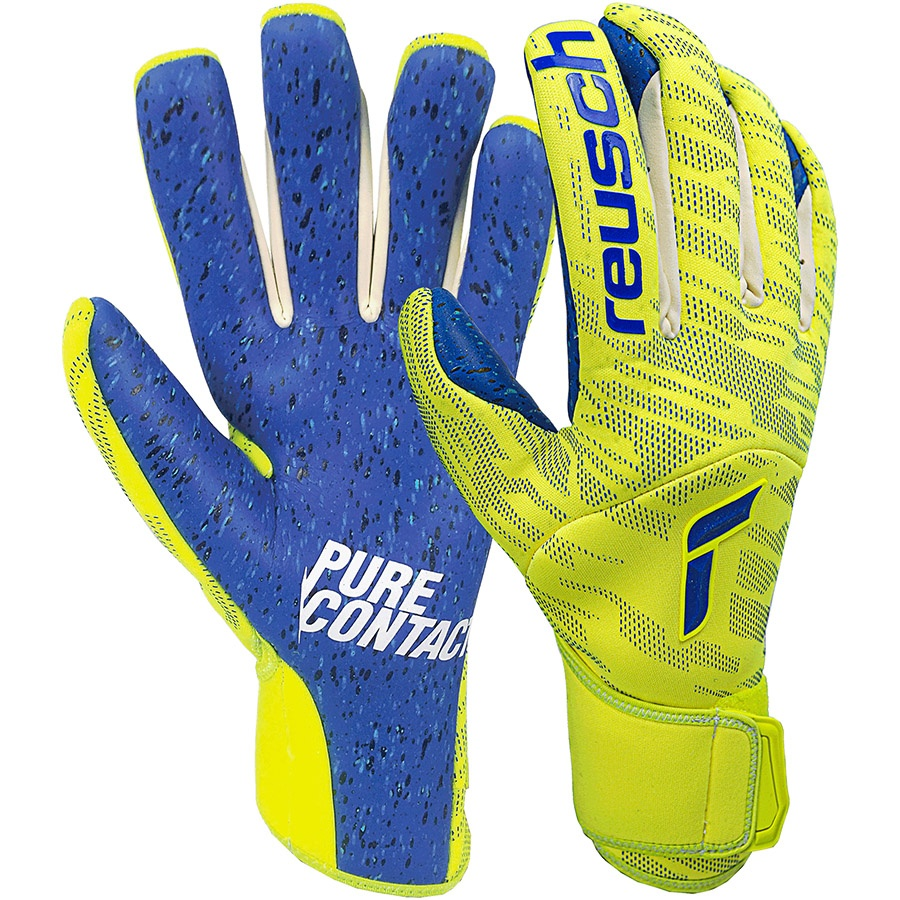 Rękawice bramkarskie Reusch Pure Contact Fusion 51 70 900 2199