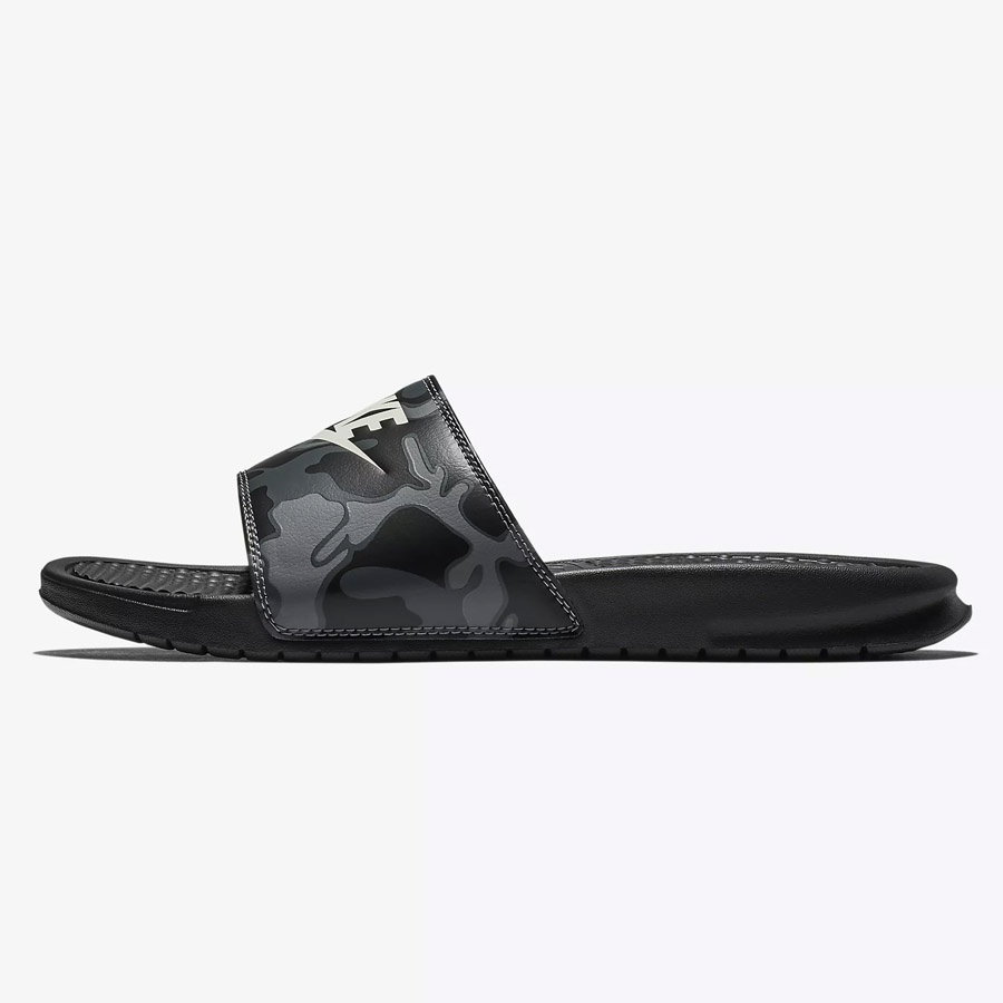 Klapki Nike Benassi Just Do It Print 631261 013