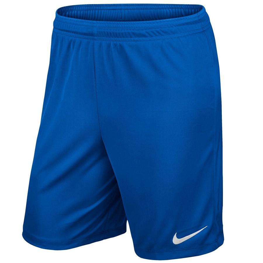 Spodenki Nike Park II Knit Boys 725988 463-S