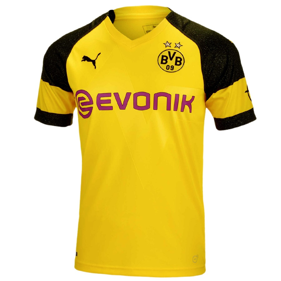 Koszulka Puma Borussia Dortmund Home Shirt Replica Evonik Logo 753310 01