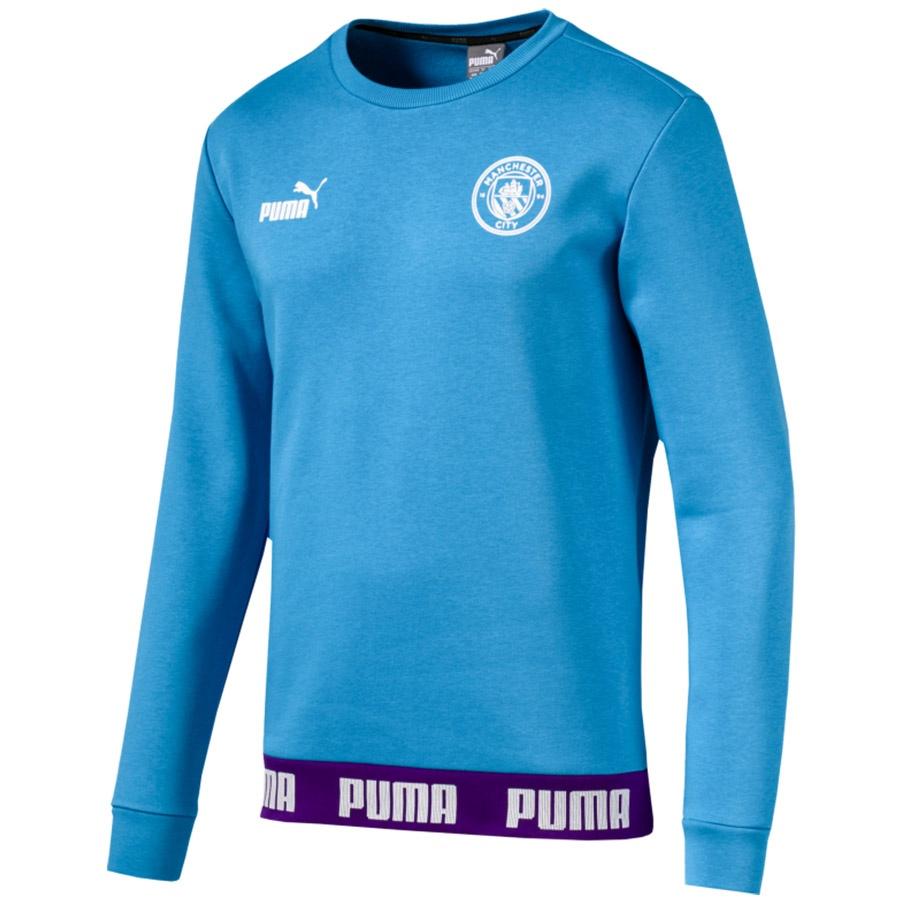 Bluza Puma Manchester City FtblCulture Sweater 756133 27