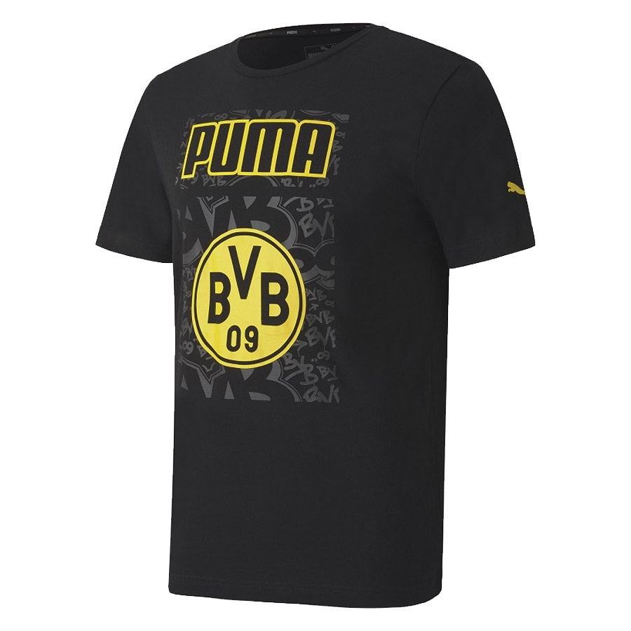 Koszulka Puma Borussia Dortmund Graphic Tee 758089 02