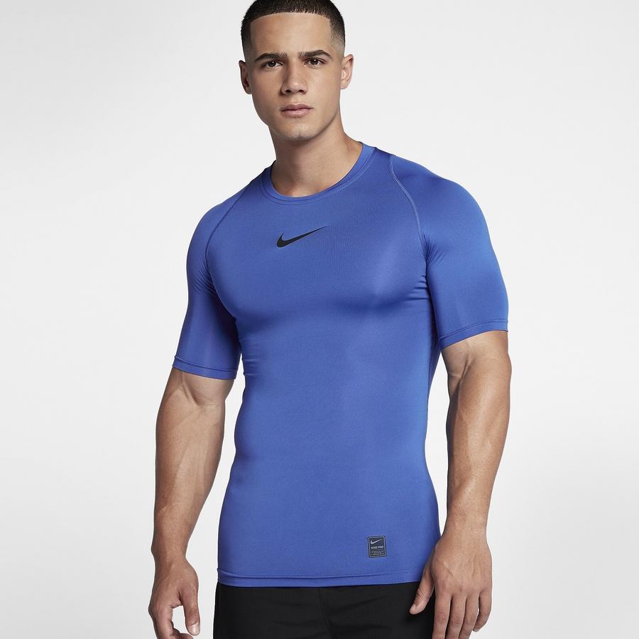 Koszulka Nike M NP TOP SS Comp 838091 480