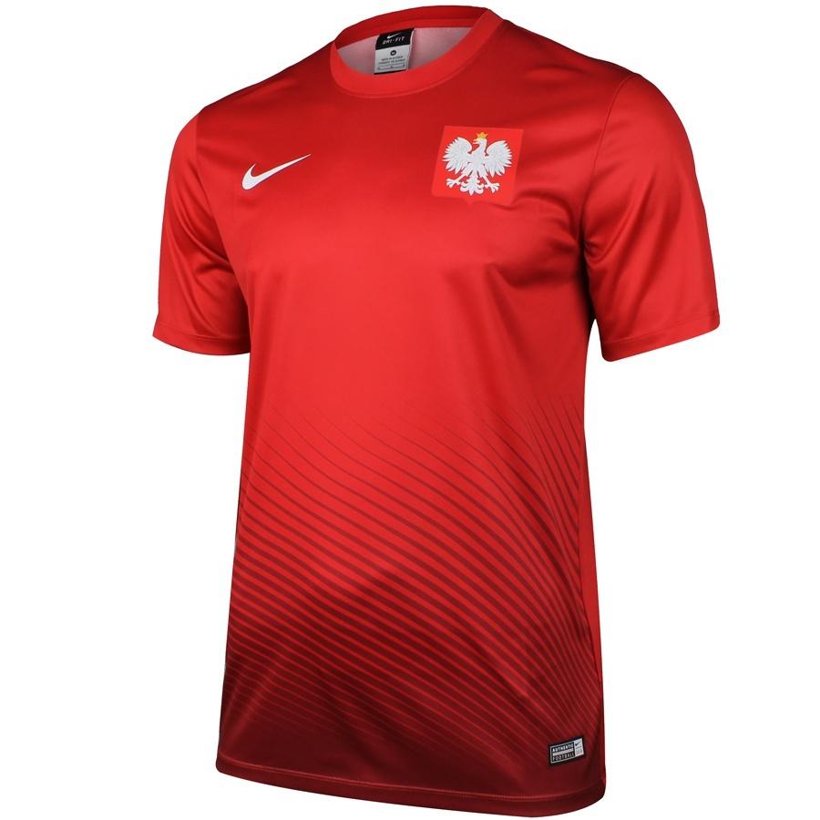 Koszulka Reprezentacji Polski Nike Poland Junior Away Supporters 846807 611