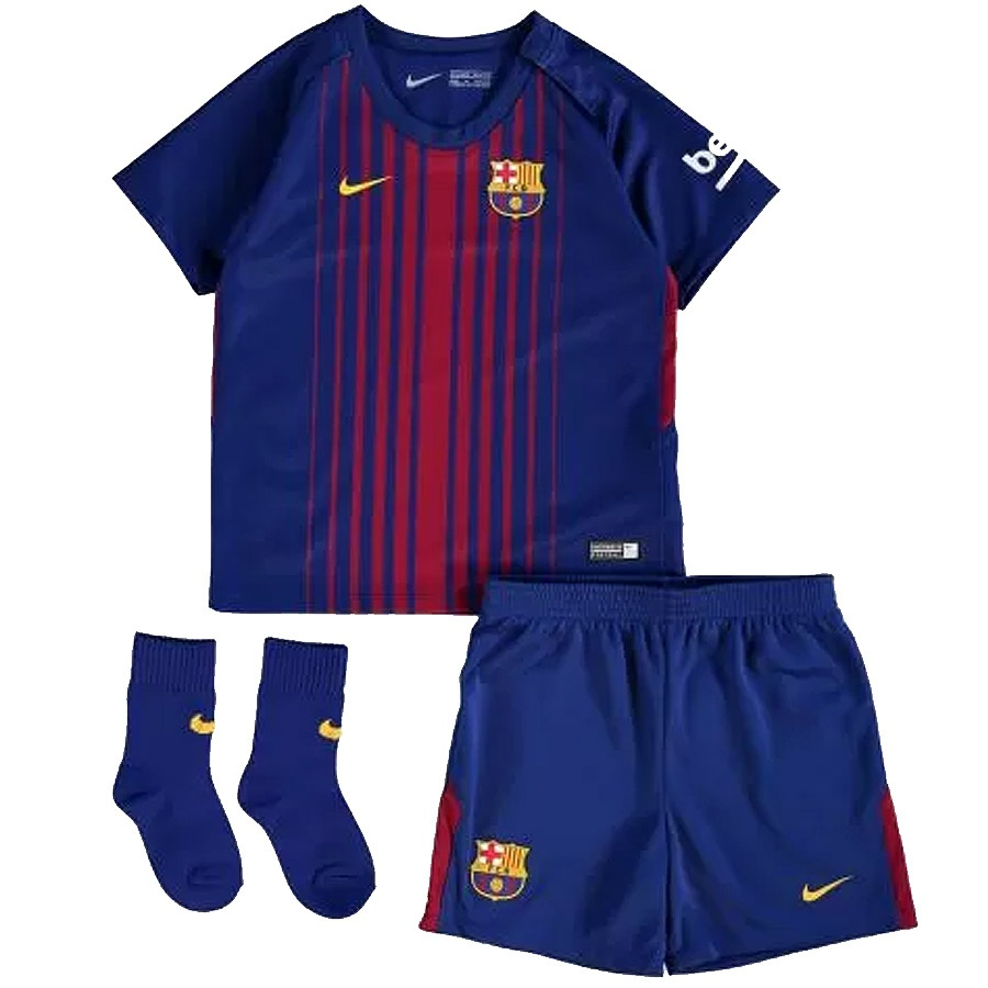 Zestaw Nike FC Barcelona I NK BRT Kit HM 847319 456