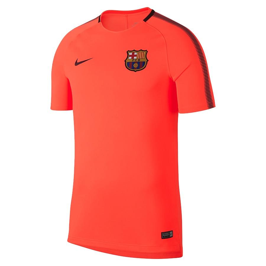 Koszulka Nike FCB M BRT SQD Top SS 854253 813