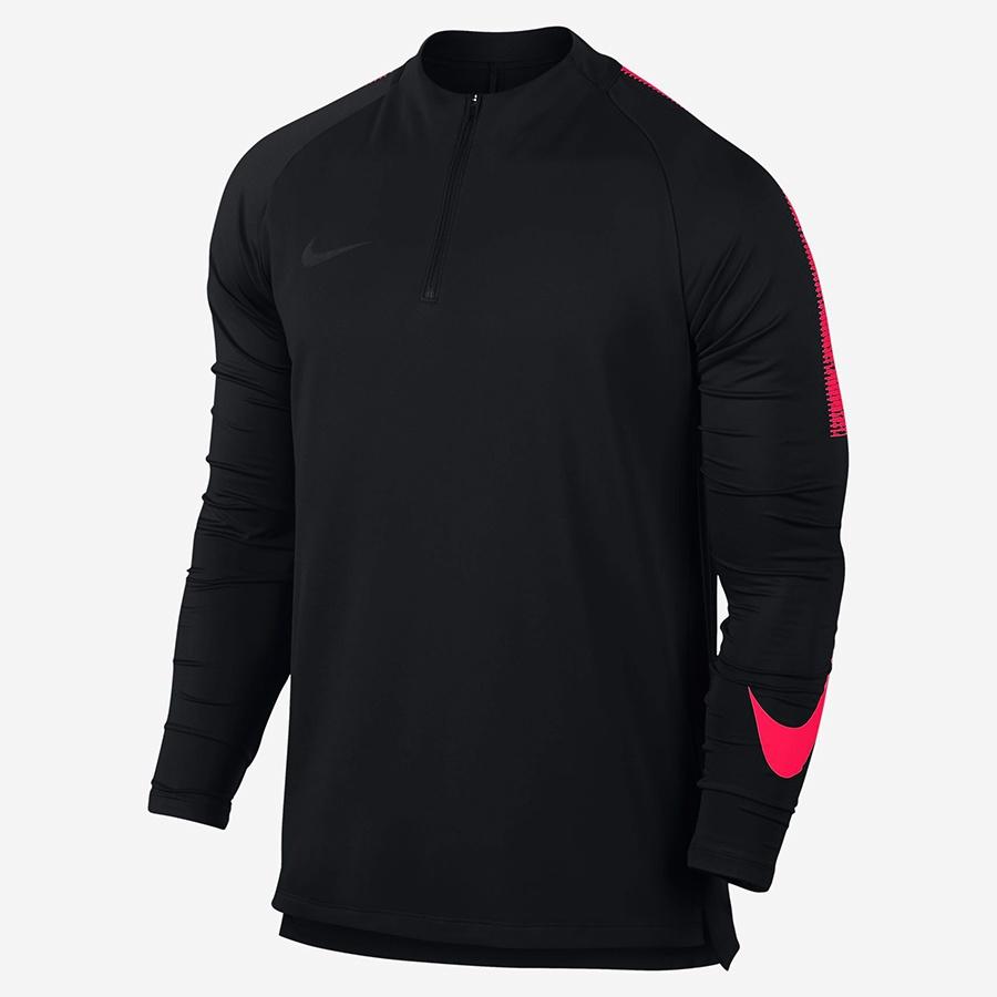 Bluza Nike M NK Dry SQD Dril Top 859197 016