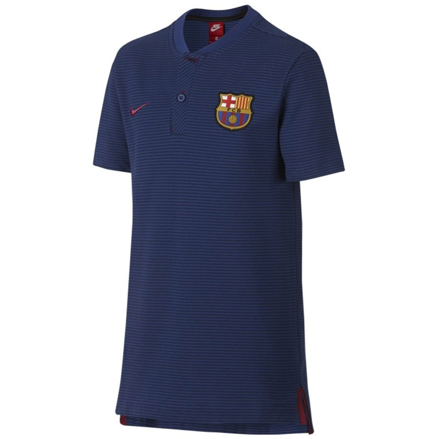 Koszulka Nike JNR FC Barcelona Modern Grand Slam 869439 455
