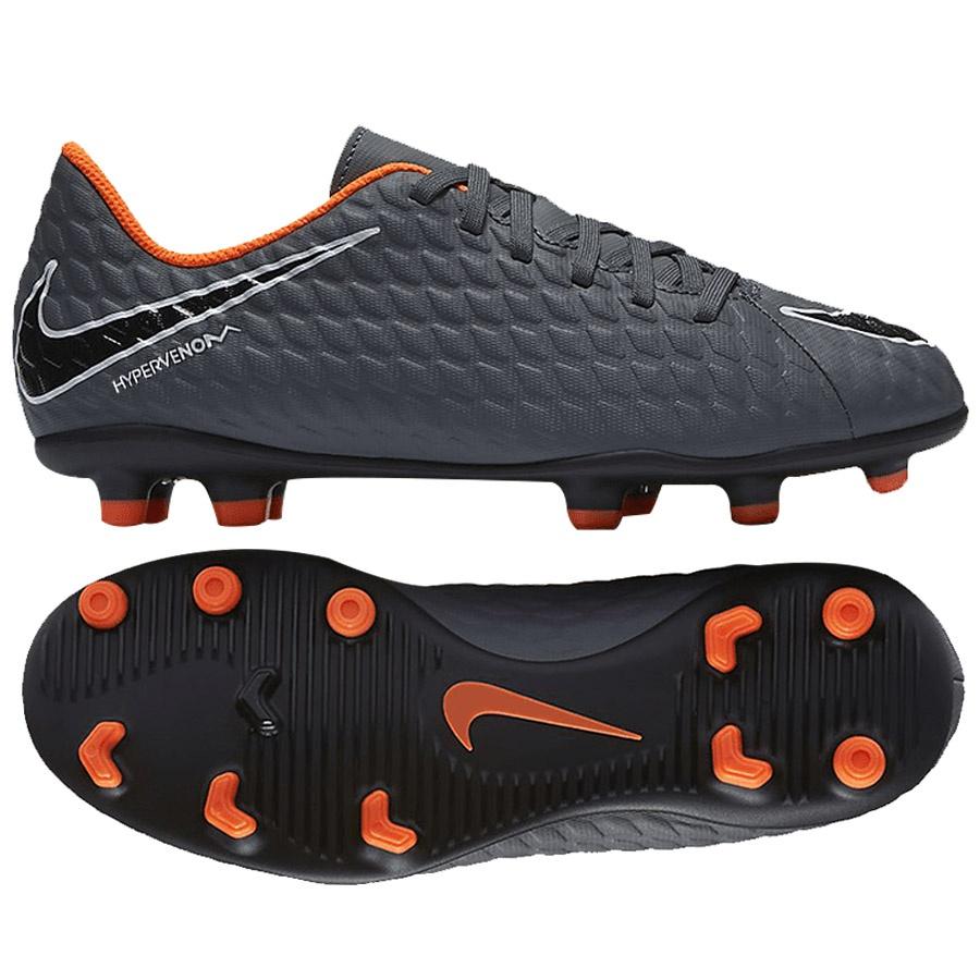 Buty Nike JR Hypervenom Phantom 3 Club FG AH7290 081