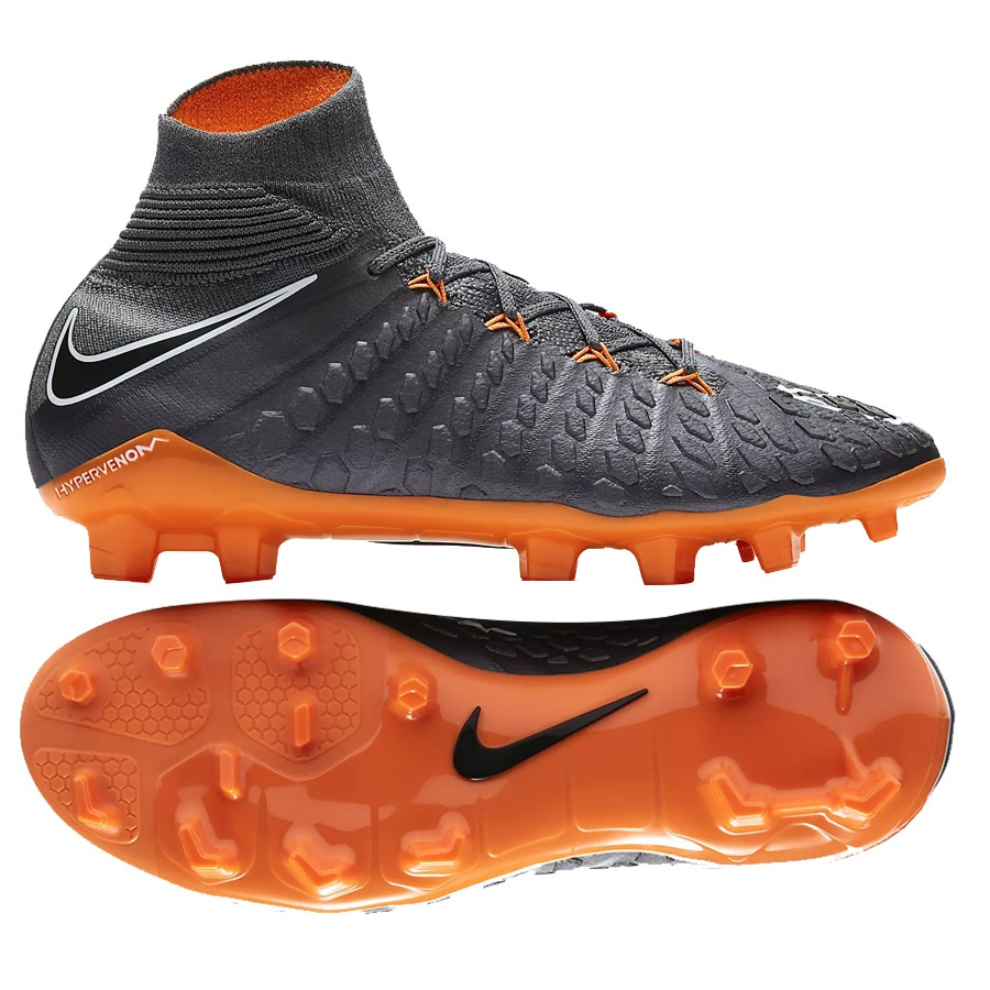 Buty Nike JR Hypervenom Phantom 3 Elite DF FG AH7292 081