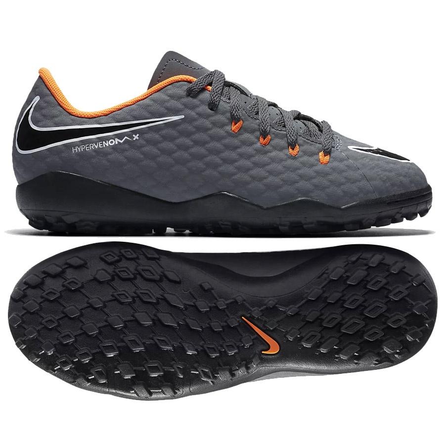 Buty Nike JR Hypervenom PhantomX 3 Academy TF AH7294 081-S