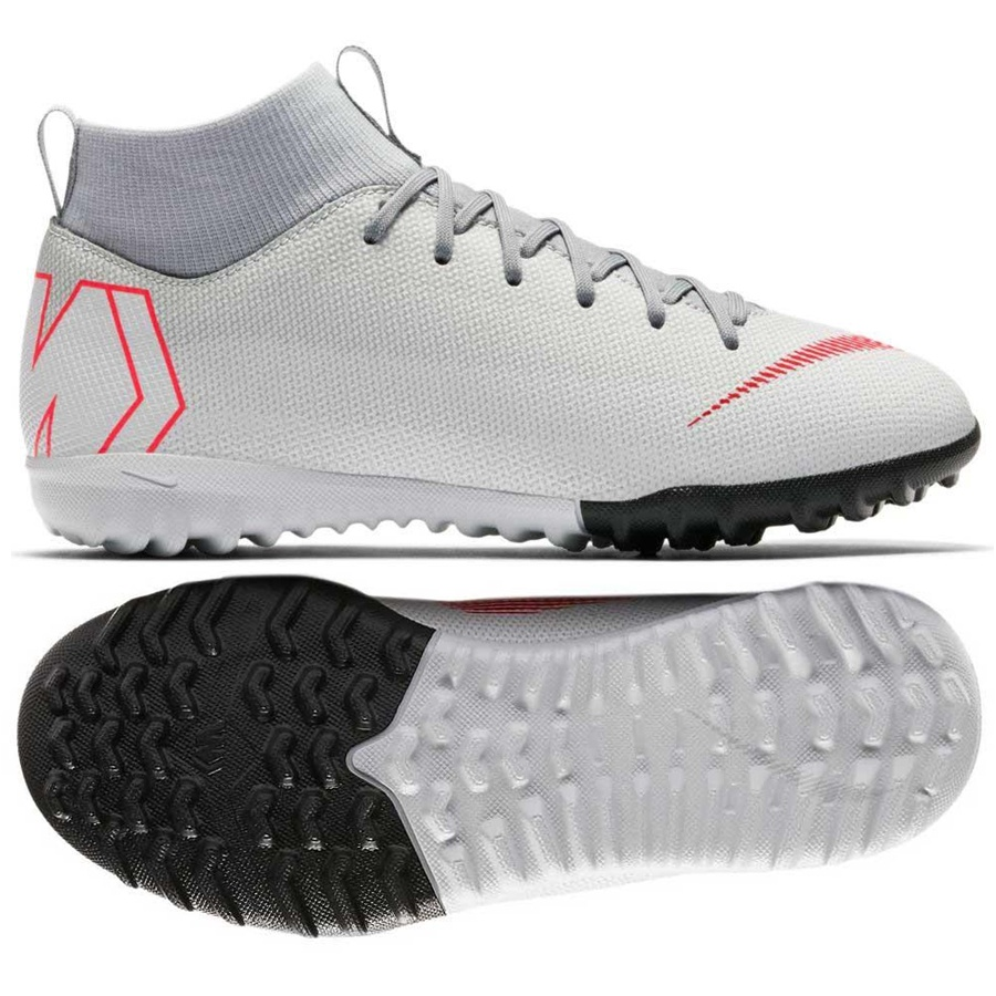 Buty Nike Mercurial JR SuperflyX 6 Academy GS TF AH7344 060
