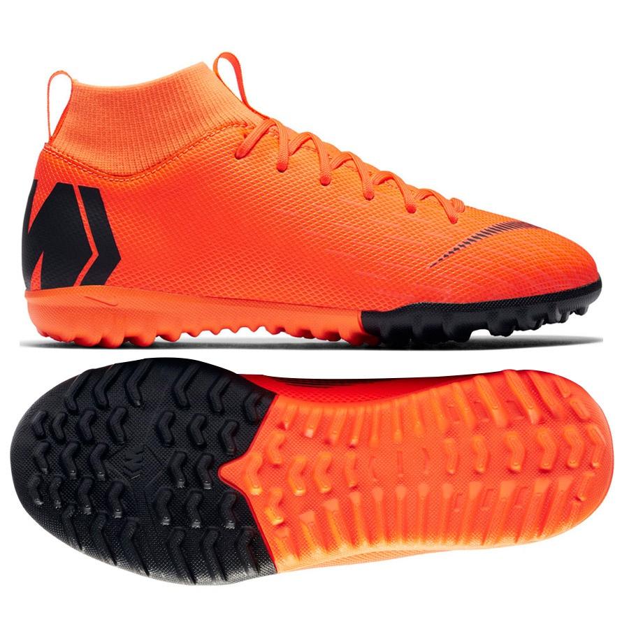 Buty Nike Mercurial JR SuperflyX 6 Academy GS TF AH7344 810