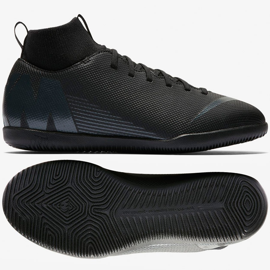 Buty Nike JR Mercurial Superflyx 6 Club IC AH7346 001