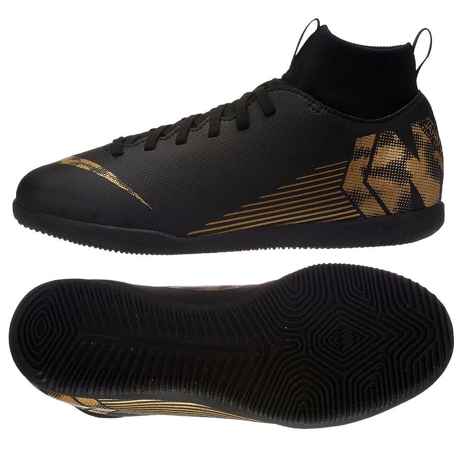 Buty Nike JR Mercurial SuperflyX 6 Club IC AH7346 077