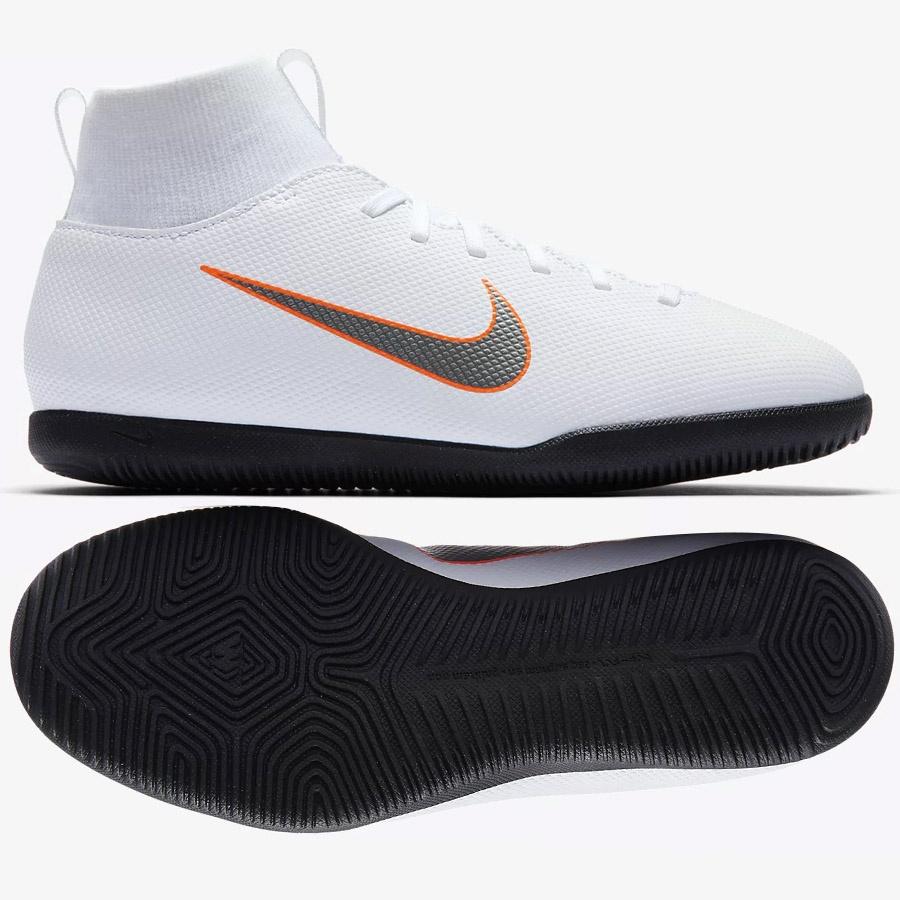 Buty Nike JR Mercurial Superflyx 6 Club IC AH7346 107