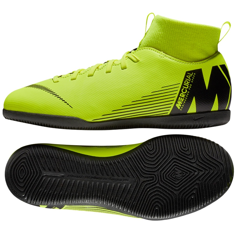 Buty Nike JR Mercurial Superflyx 6 Club IC AH7346 701