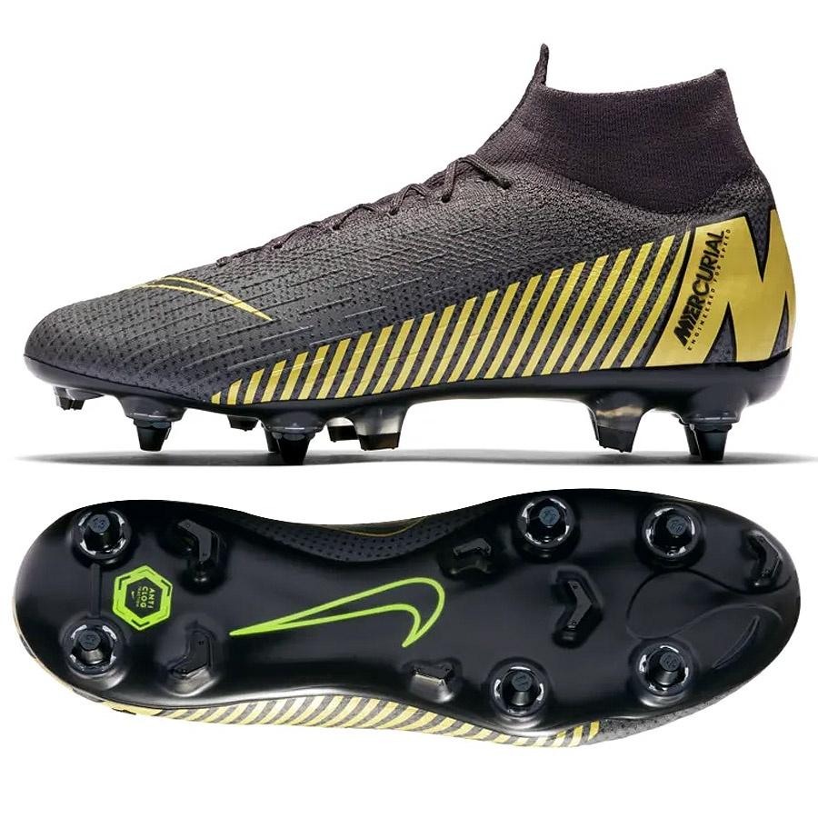 d5bc77198 Buty piłkarskie Buty Nike Mercurial Superfly 6 Elite SG-Pro AH7366 ...