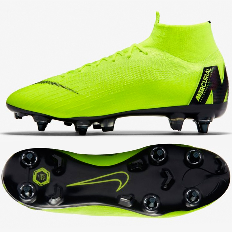 Buty Nike Mercurial Superfly 6 Elite SG-Pro AH7366 701