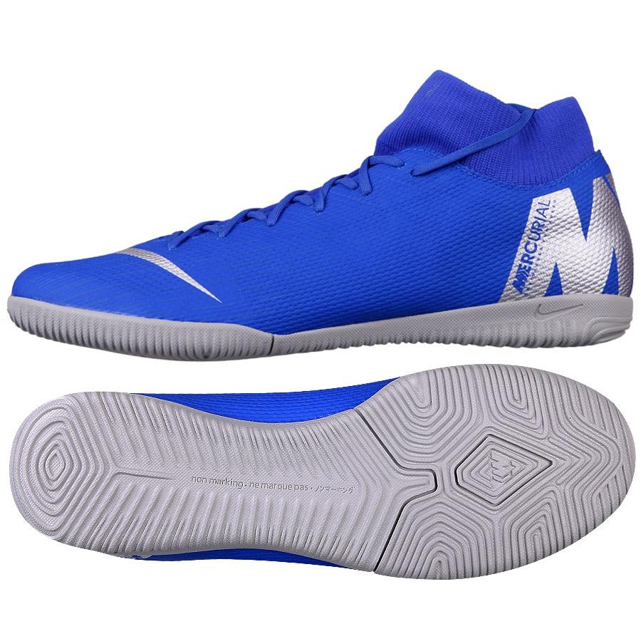 Buty Nike Mercurial Superflyx 6 Academy IC AH7369 400