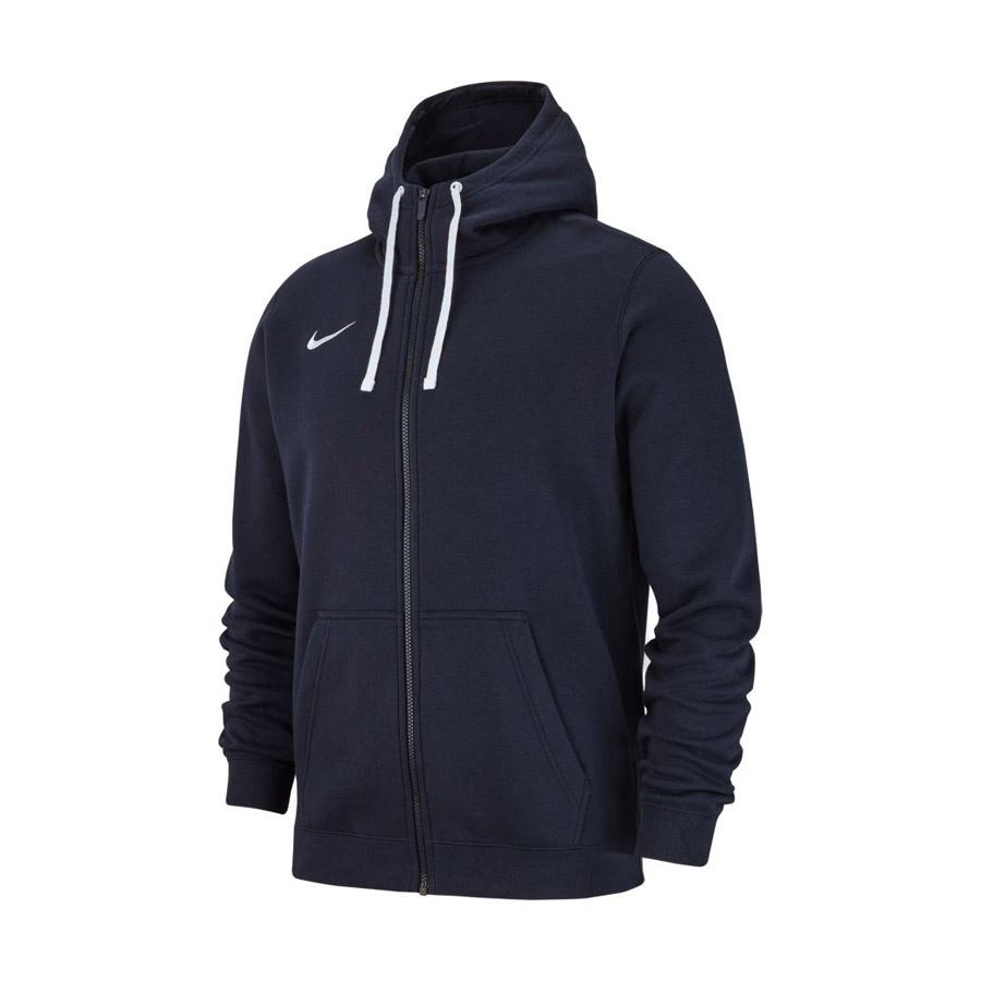 Bluza Nike Hoodie FZ Y Team Club 19 AJ1458 451