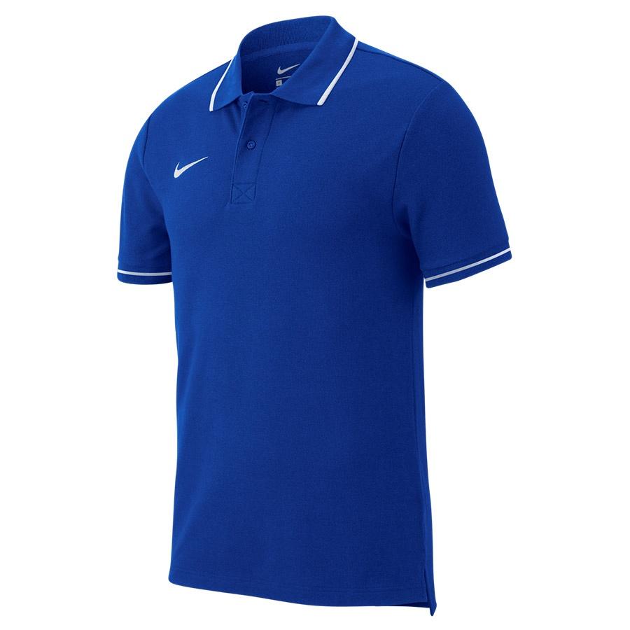 Koszulka Nike Polo Team Club 19 AJ1502 463