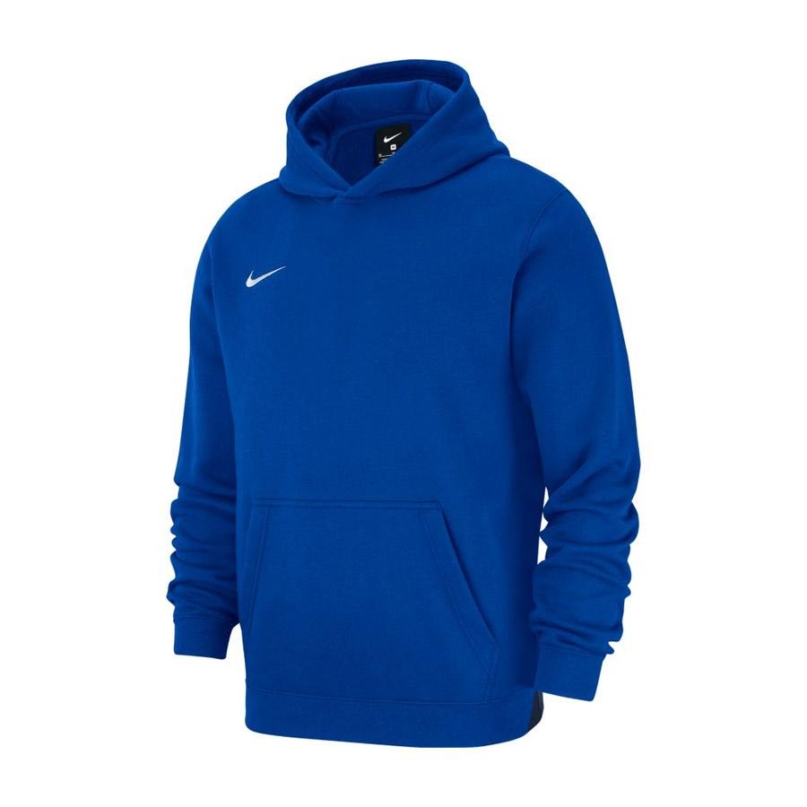 Bluza Nike Hoodie Y Team Club 19 AJ1544 463