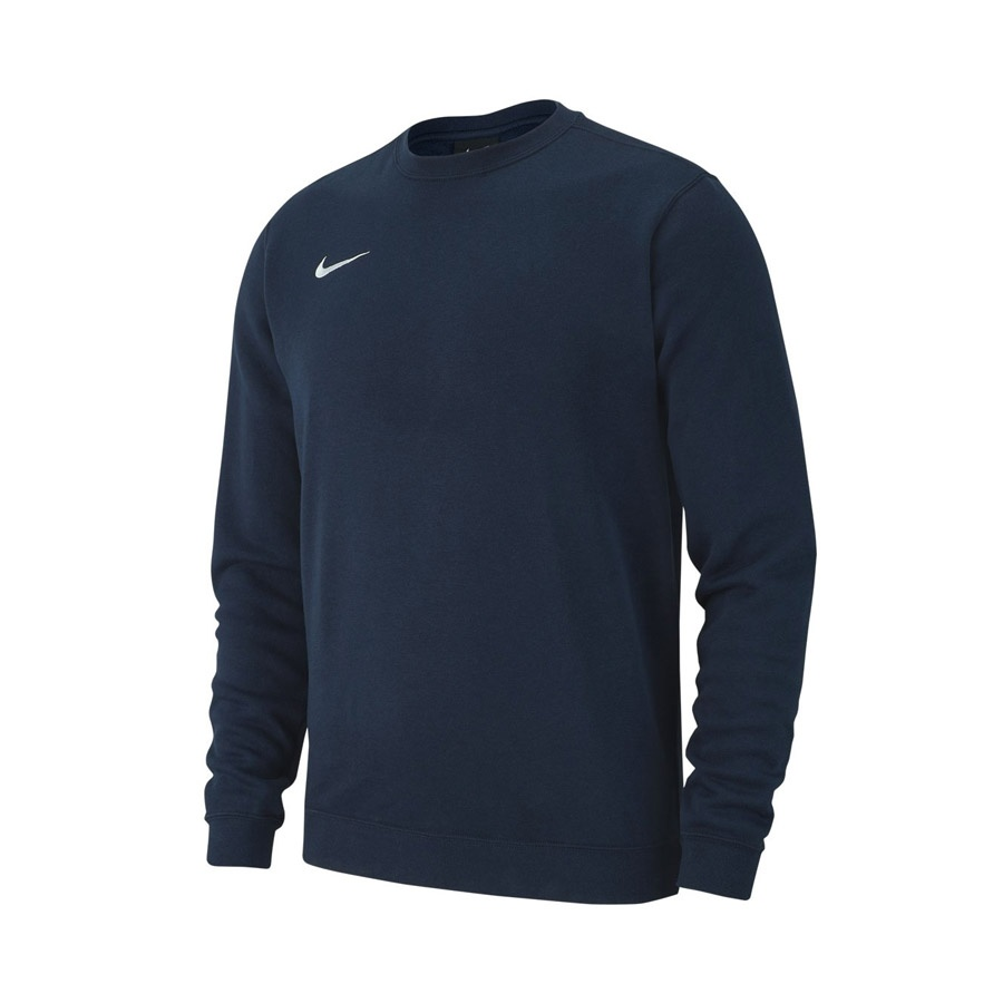 Bluza Nike Crew Y Team Club 19 AJ1545 451