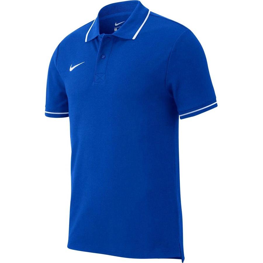 Koszulka Nike Polo Y Team Club 19 AJ1546 463