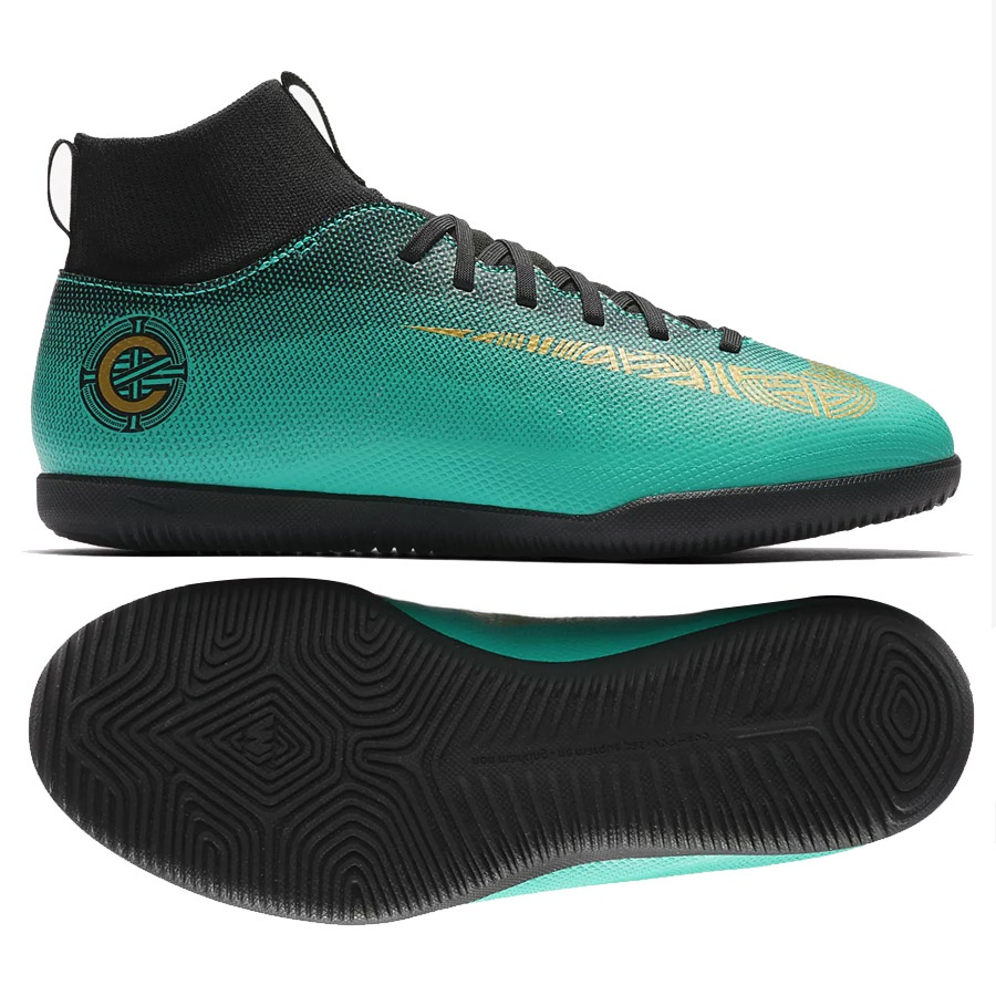 Buty Nike JR Mercurial Superflyx 6 Club CR7 IC AJ3087 390