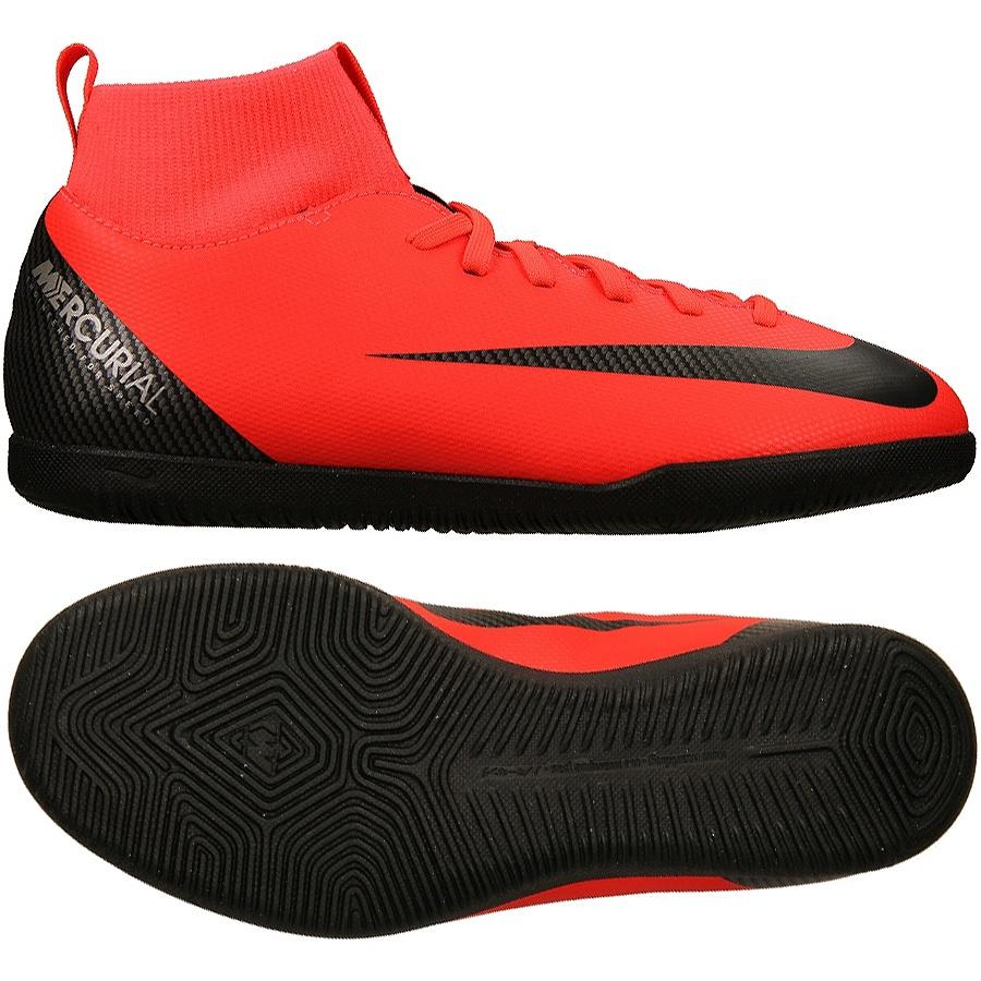 Buty Nike JR Mercurial Superflyx 6 Club CR7 IC AJ3087 600