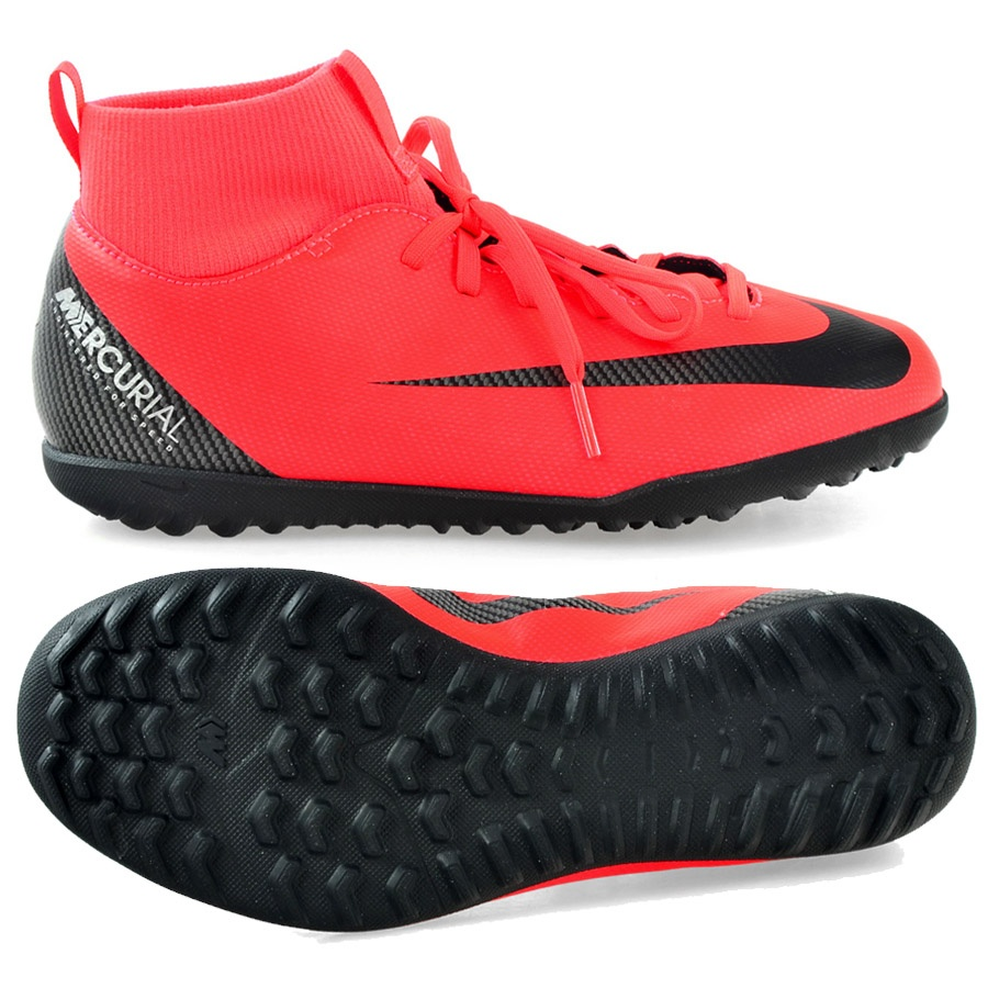 Buty Nike JR Mercurial SuperflyX 6 Club CR7 TF AJ3088 600