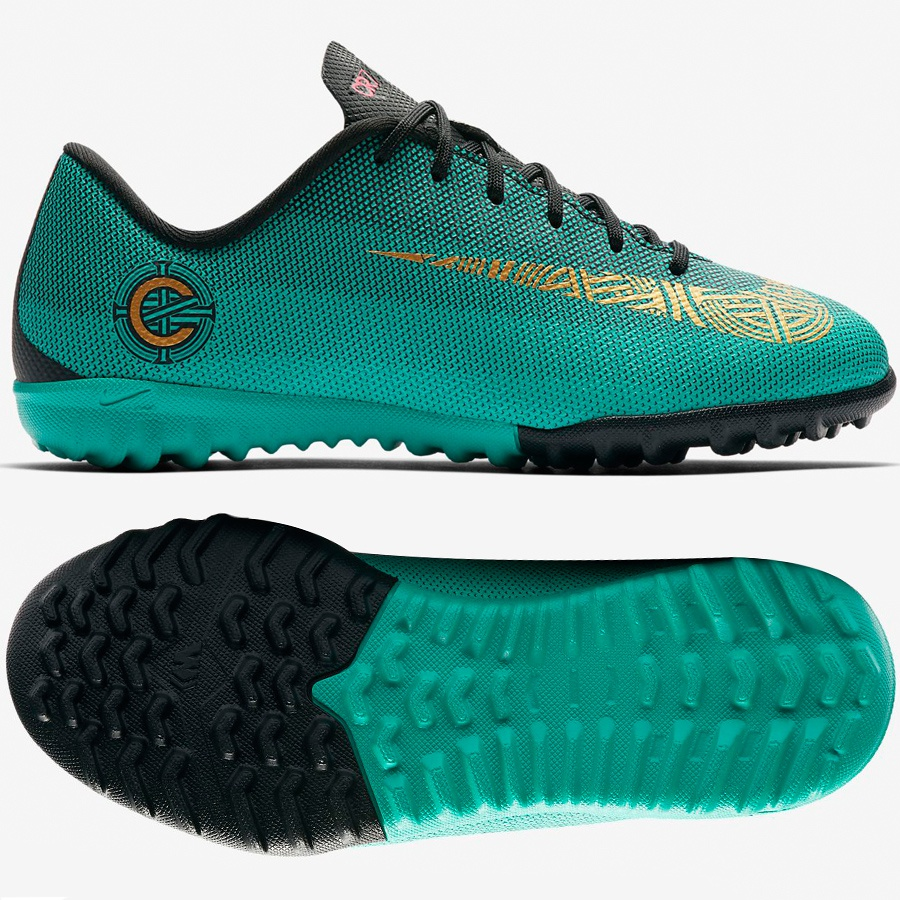 Buty Nike JR Mercurial Vaporx 12 Academy GS CR7 TF AJ3100 390