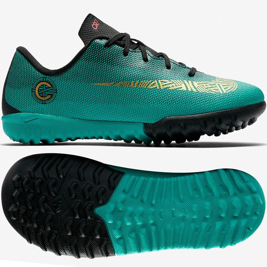 Buty Nike JR Mercurial Vaporx 12 Academy PS CR7 TF AJ3104 390