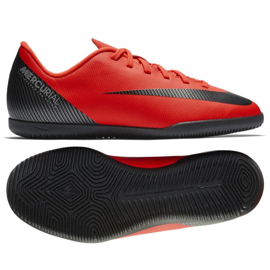 Buty Nike JR Mercurial Vaporx 12 Club GS CR7 IC AJ3105 600