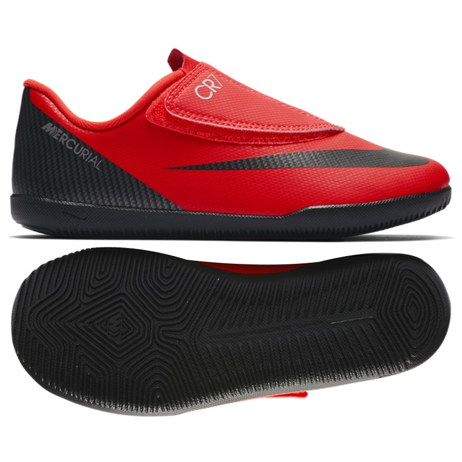 Buty Nike JR Mercurial Vapor 12 Club PS (V) CR7 IC AJ3107 600